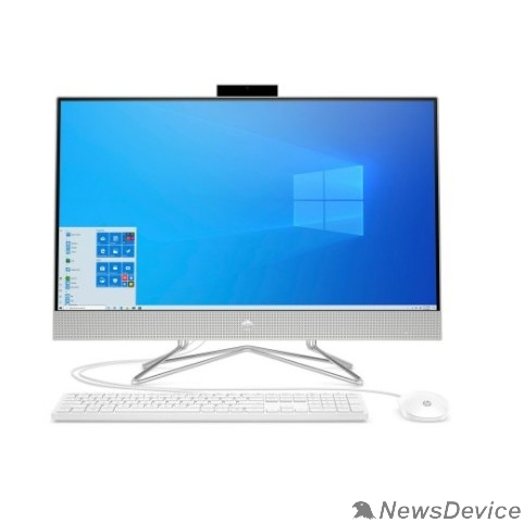 "Моноблок HP 27-dp1015ur 3V0L1EA Silver 27"" (FHD i3-1125G4/8Gb/256Gb SSD/DOS)"