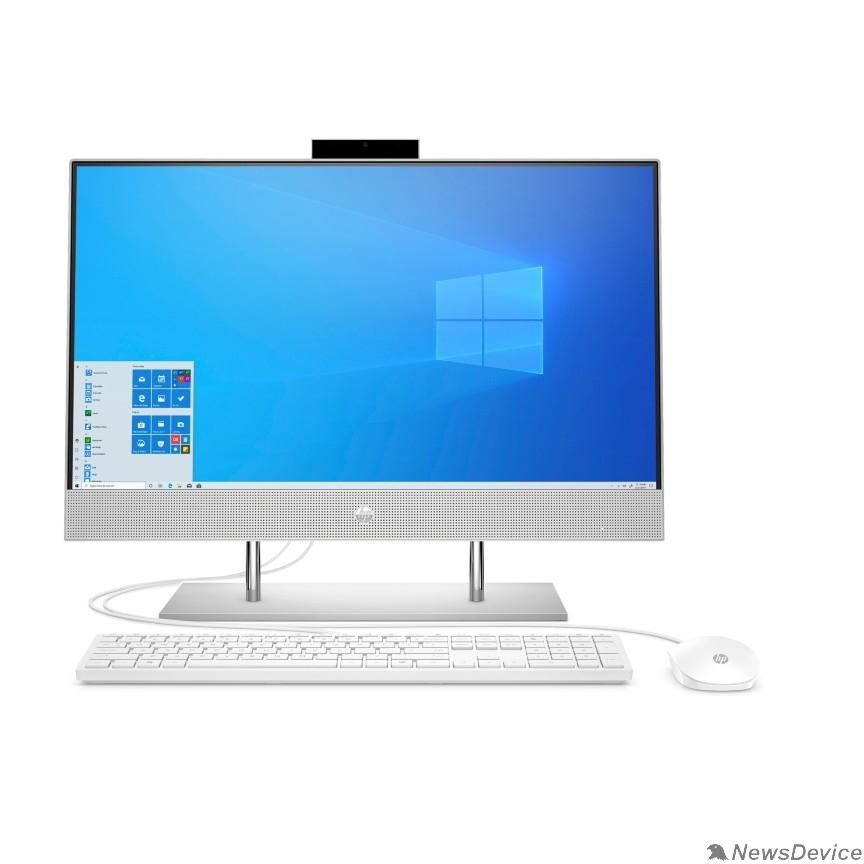 """Моноблок HP 24-dp0060ur 496Y5EA Natural Silver 23.8"""" FHD Ryzen 5 4500U/8Gb/256Gb SSD/W10/k+m"""