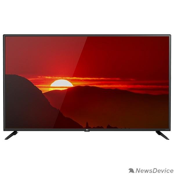 """LCD, LED телевизоры BQ BQ 50SU01B Black 49,5"""", 125,73 см, UHD(3840*2160), 250 cd/m2 ±10%, 5000:1, DVB-C/T/T2/S2, 3 HDMI, 1 USB, звук 2х8 Вт, Smart TV"""
