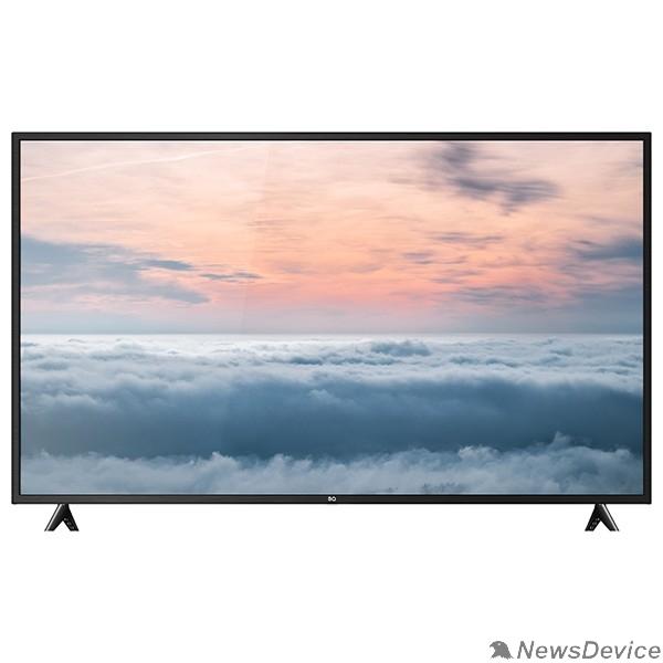 """LCD, LED телевизоры BQ BQ 58SU01B Black 58"""", 147,32 см, UHD(3840*2160), DVB-C/T/T2, 0 HDMI, 0 USB, звук , Smart TV"""