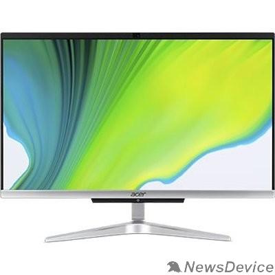 Моноблок Acer Aspire C22-963 DQ.BEPER.009  Silver 21.5 FHD i5-1035G1/8Gb/256Gb SSD/W10/k+m