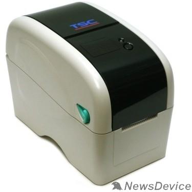 TSC принтеры  TSC TTP-225 99-040A001-0002 бежевый TT, 203 dpi, 5 ips, слот для MicroSD card, RS-232&USB