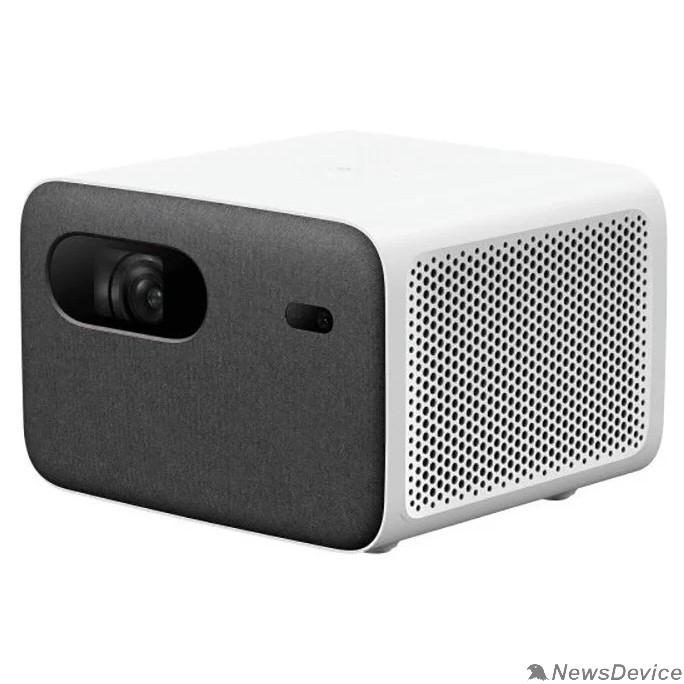 Проектор Xiaomi Mi Smart Projector 2 Pro BHR4884GL DLP 1920x1080 1300lm 2x10W AndroidTV9.0 2xUSB2.0 2xHDMI2.0 Bluetooth Wi-Fi