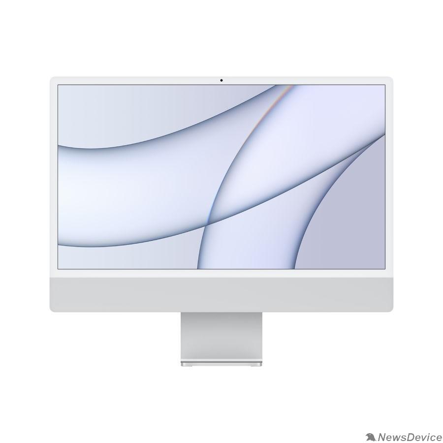 "Моноблок Apple iMac Z13K000ER, Z13K/4  Silver 24"" Retina 4.5K Apple M1 chip with 8-core CPU and 7-core GPU/16GB/512GB SSD (2021)"