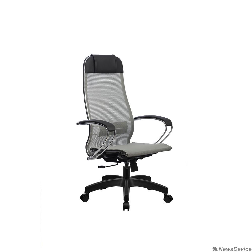 Офисные кресла МЕТТА-12/подл.101/осн.003, светло-серый z030402439