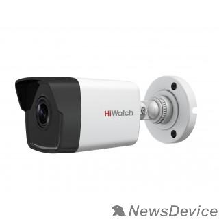 Видеонаблюдение HiWatch DS-I400(C) (2.8 mm) Видеокамера IP 2.8-2.8мм цветная корп.:белый