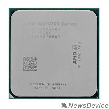 Процессор CPU AMD A10 9700 OEM Multipack (+ кулер) 3.5-3.8GHz, 2MB, 45-65W, Socket AM4