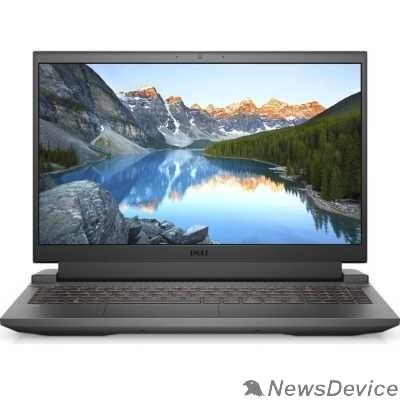 """Ноутбук DELL G15 5510 G515-0038 Dark Shadow Grey 15.6"""" FHD 165Hz  WVA) i7-10870H (2.2Ghz)/16GB/1TB SSD/RTX3050Ti 4GB/Linux"""