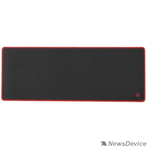 Коврики Defender Коврик для мыши Black Ultra, 800х300х3 мм 50561