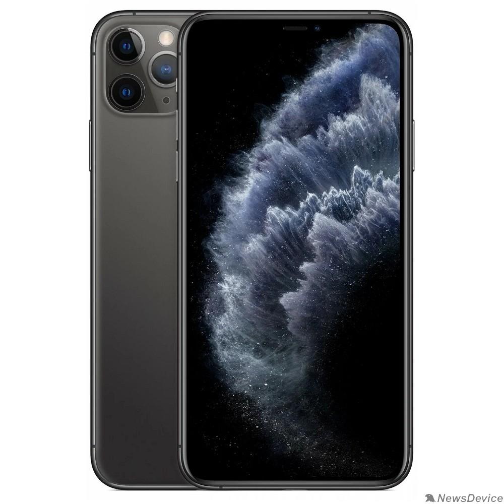 Смартфон Apple iPhone 11 Pro Max 64GB Space Grey как новый (FWHD2RU/A)