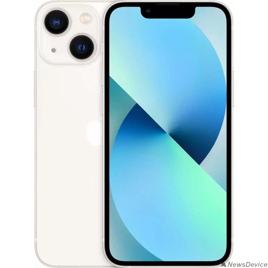 Смартфон Apple iPhone 13 mini 256GB Starlight MLM53RU/A