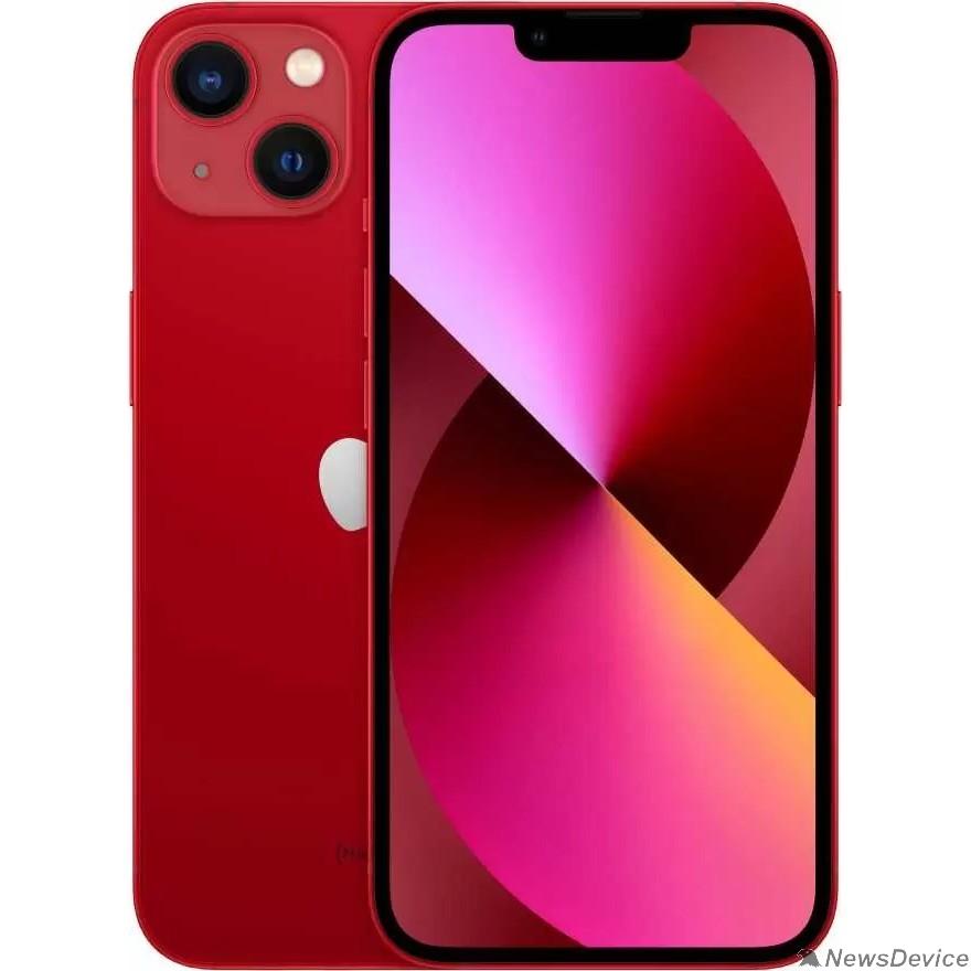 Смартфон Apple iPhone 13 128GB (PRODUCT)RED MLP03RU/A