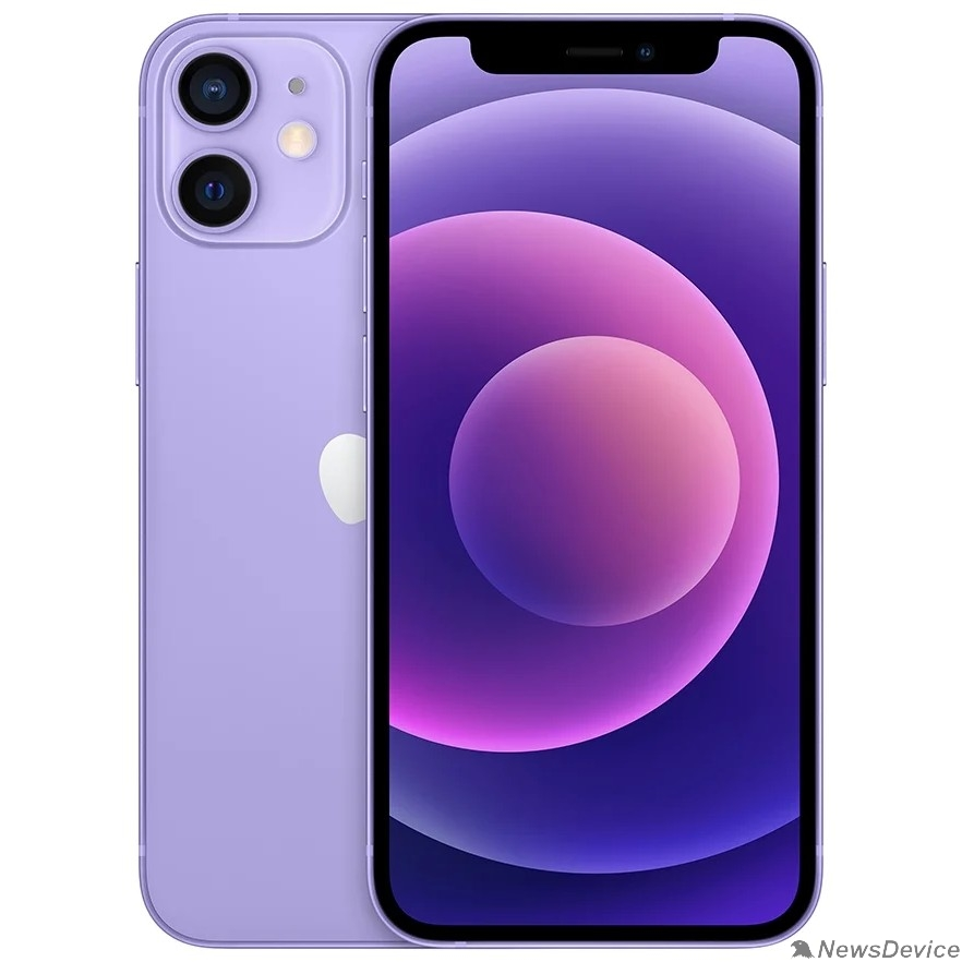 Смартфон Apple iPhone 12 mini 64GB Purple 3J248RU/A (Demo)