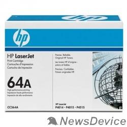 Расходные материалы HP CC364A Картридж ,BlackLJ P4014/4015/4515, Black, (10000стр.) - фото 522774