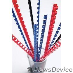 Расходные материалы Fellowes Пружина пластиковая FS-53450 (6 мм, белый, 100 шт.)