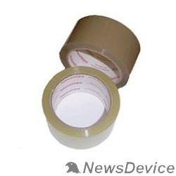 Скотч  Клейкая лента упаковочная 48мм*45м, 40 мкр прозрачная 03476