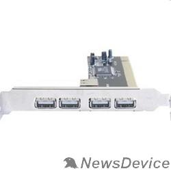 Контроллер ORIENT DC-602 OEM  USB 2.0 VIA 4+1 port