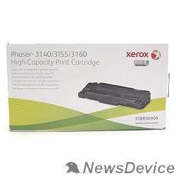 Расходные материалы XEROX 108R00909 Принт-картридж повышенной ёмкости для Phaser 3140/3155/3160 (2.5К)