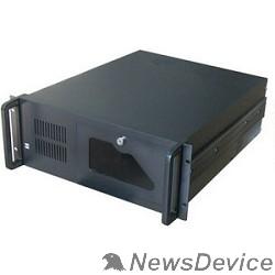 """Корпус Procase B430L-B-0 черный 4U глубина 540мм, внешн 3x5.25, внутр 8xHDD, MB 12""""x13"""",без Б/П PS2"""