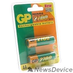 Аккумулятор GP 270AAHC-2DECRC2  (2 шт. в уп-ке) 2PL2  аккумулятор