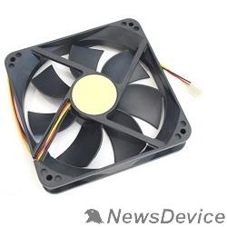 Вентилятор Gembird Вентилятор 40x40x10, подшипник,  шнур 7см, 3pin D40BM-12A