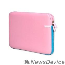Сумка для ноутбука PORTCASE KNP-12PN  Чехол для ноутбука   неопрен, розовый, 11,6-12,1''
