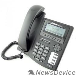 VoIP-телефон D-Link DPH-150S/F5B IP-телефон с цветным дисплеем, 1 WAN-портом 10/100Base-TX и 1 LAN-портом 10/100Base-TX