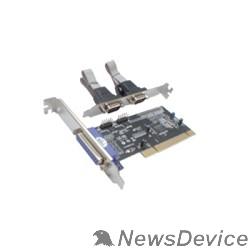 Контроллер ST-Lab I420 RTL    3 ext, PCI; 2xCOM9M + 1xLPT25F