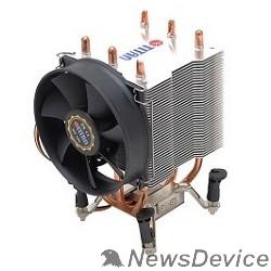 Вентилятор Cooler Titan (TTC-NK35TZ/R(KU)) для s775/K8/1366/1156, 2200 rpm, аллюминий+медь+6 теплотрубок