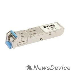 Сетевое оборудование D-Link 331R/20KM/A1A WDM SFP-трансивер с 1 портом 1000BASE-BX-U (Tx:1310 нм, Rx:1550 нм) для одномодового оптического кабеля