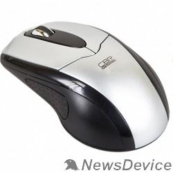 Мышь CBR CM-101 Silver USB, Мышь, 1200dpi, офисн.