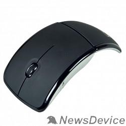 Мышь CBR CM-610 Black, Мышь, оптика, 2,4Ггц, 1200 dpi, софттач, складная