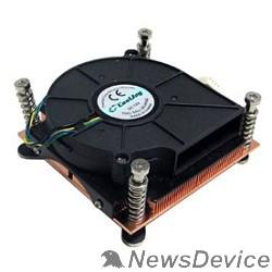 Опция к серверу Procase CA1156 Медный активный радиатор 1U под S1156 (fan 5000rpm)