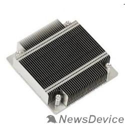 Опция к серверу Supermicro SNK-P0046P 1U (1155, радиатор без вентилятора, Al + тепловые трубки)