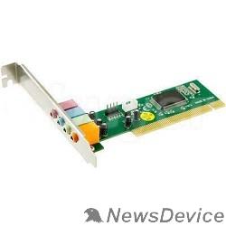 Звуковая плата SB C-Media (CMI8738/PCI-SX 4С) 8738 4channel