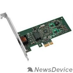 Сетевая карта INTEL EXPI9301CT Сетевая карта OEM, Gigabit Desktop Adapter PCI-E x1 10/100/1000Mbps (893647)