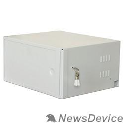 Монтажное оборудование ЦМО Шкаф телекоммуникационный настенный 6U антивандальный пенального типа (600*500) (ШРН-А-6.500)