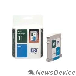 Расходные материалы HP C4836AE Картридж №11, Cyan IJ 2200/2250/2230/2280/2600, Cyan (28ml)