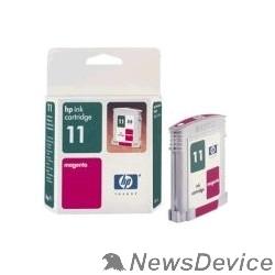 Расходные материалы HP C4837AE Картридж №11, Magenta IJ 2200/2250/2230/2280/2600, Magenta (28ml)