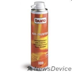 Чистящие средства Баллон со сжатым воздухом BURO BU-AIR 300 мл 817417