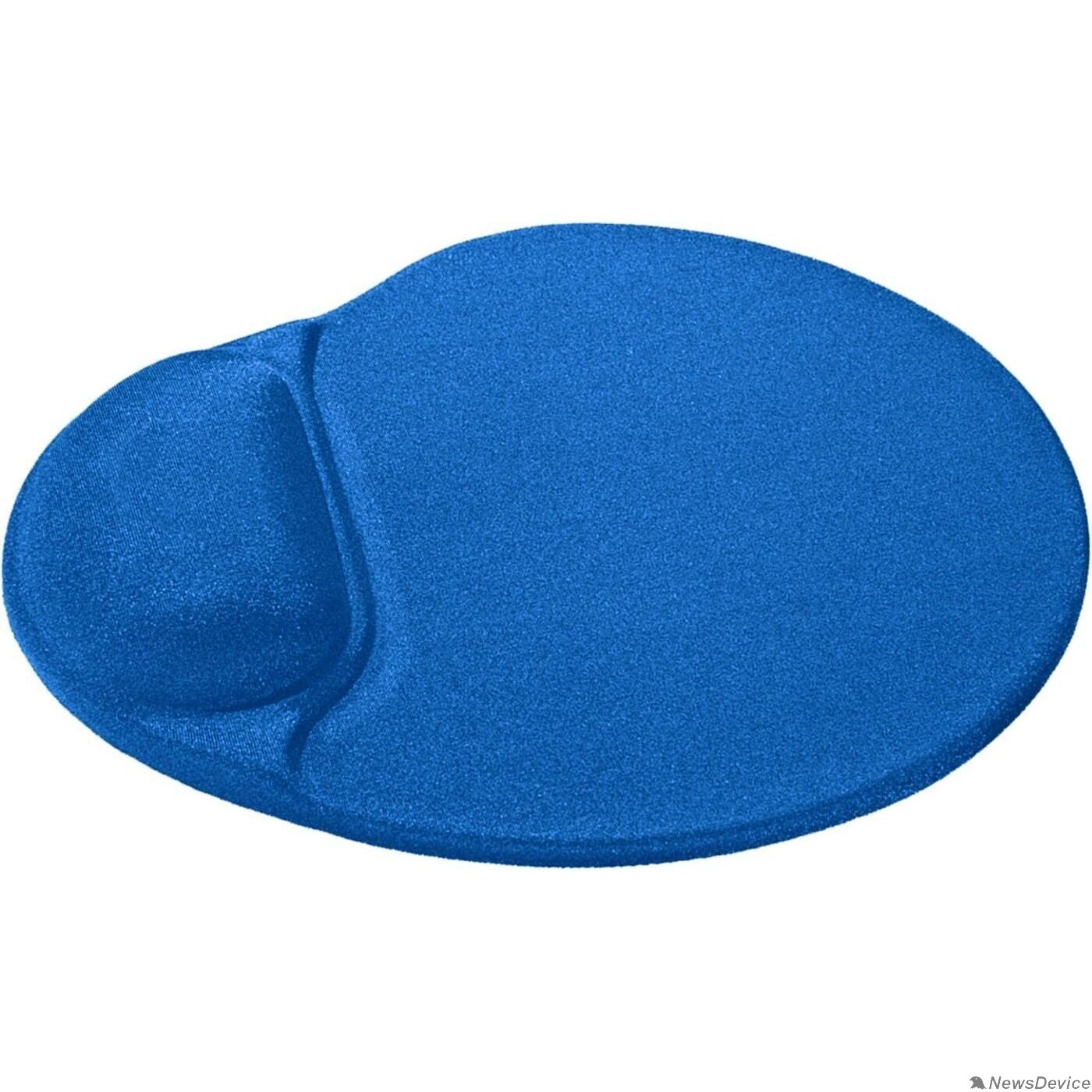Коврики Defender Коврик для мыши Easy Work синий, 260х225х5 мм, лайкра 50916