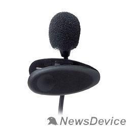 Наушники RITMIX RCM-101 Лёгкий петличный микрофон Ritmix RCM-101 с внешним питанием. Подходит для диктофонов, имеющих электрическое питание на гнезде микрофонного входа (Plug in Power).Длина кабеля: 1,2 м