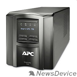 ИБП APC Smart-UPS 750VA SMT750I