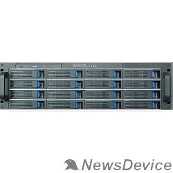 "Корпус Procase ES316-SATA3-B-0 3U 16 SATAIII/SAS hotswap HDD, глубина 650мм, MB 12""x13"", без Б/П ,черный"