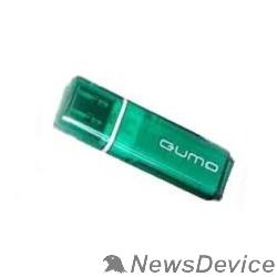 Носитель информации USB 2.0 QUMO 4GB Optiva 01 Green QM4GUD-OP1-green
