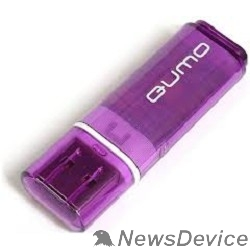 Носитель информации USB 2.0 QUMO 8GB Optiva 01 Violet QM8GUD-OP1-violet