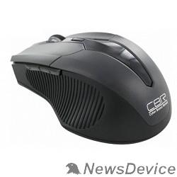 Мышь CBR CM-301 Grey USB, Мышь 2400dpi, эргон, 2 доп.кл.