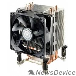 Вентилятор Cooler Master Hyper TX3 EVO (RR-TX3E-22PK-R1)  s775, 1156, 754, AM2, AM3