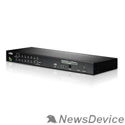 Переключатель ATEN CS1716A 16 PORT PS/2-USB KVMP SWITCH W/1.8M W/23
