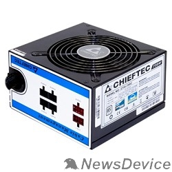 Блок питания Chieftec 750W RTL CTG-750C-(Box) ATX-12V V.2.3/EPS-12V, PS-2 type with 12cm Fan, PFC,Cable Management ,Efficiency >85  , 230V ONLY